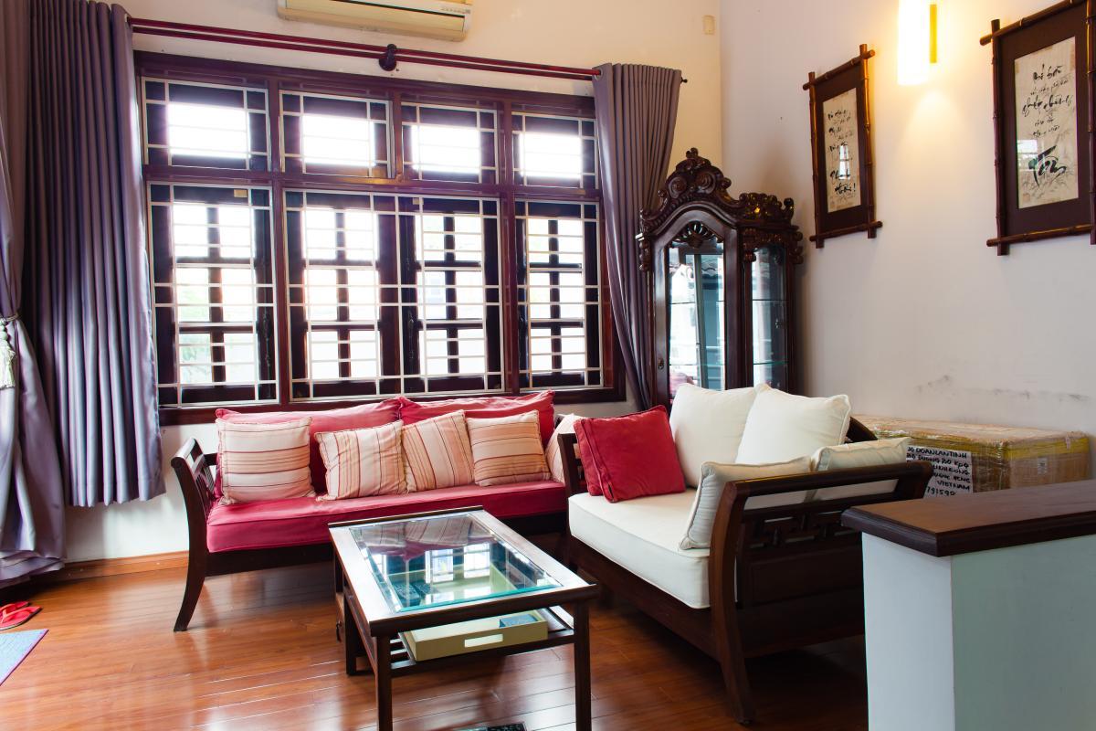 Nội thất phòng khách Villa 3 tầng đường Số 20 Linh Đông Thủ Đức