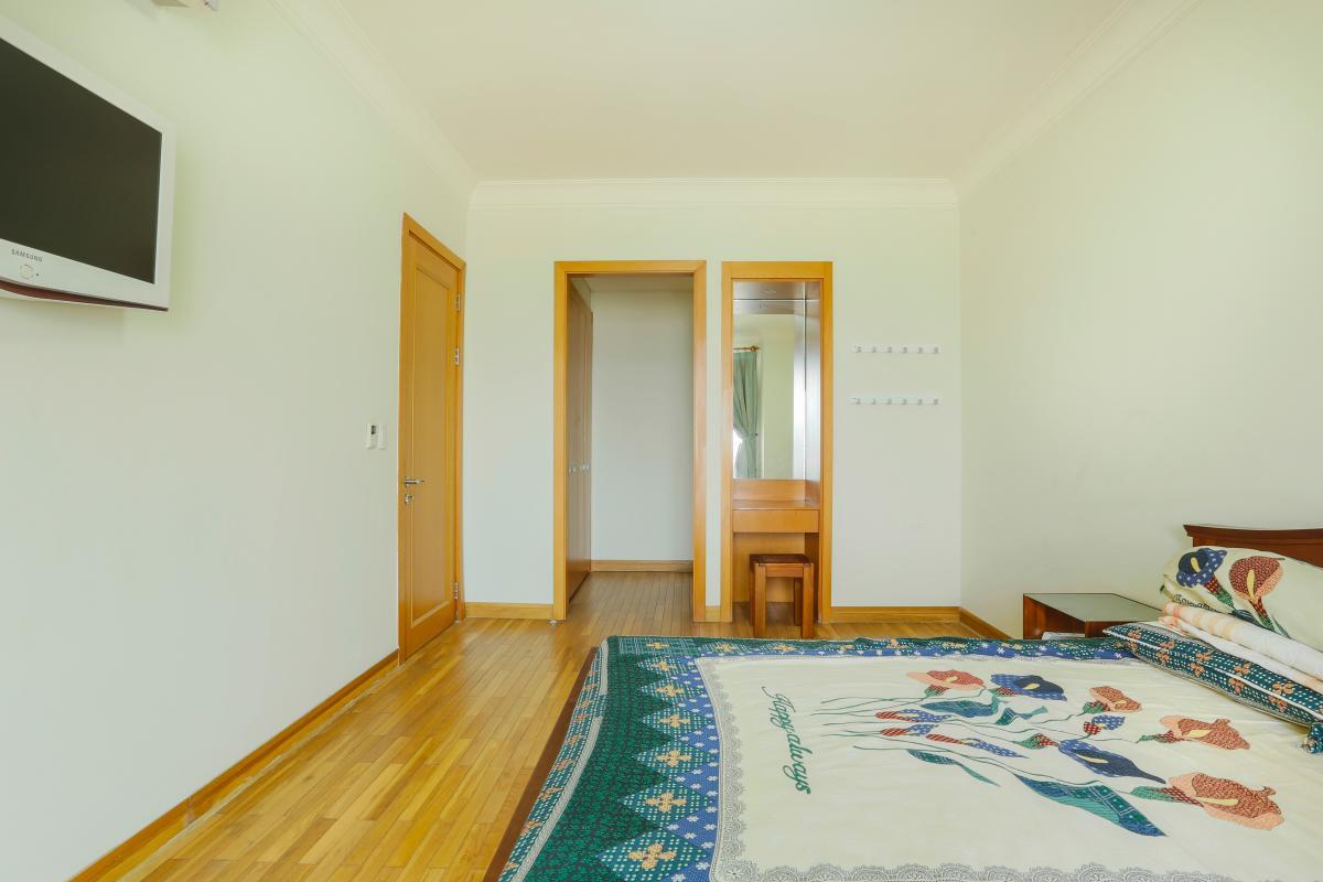 Nội thất phòng ngủ Căn hộ tầng cao AW The Manor 1