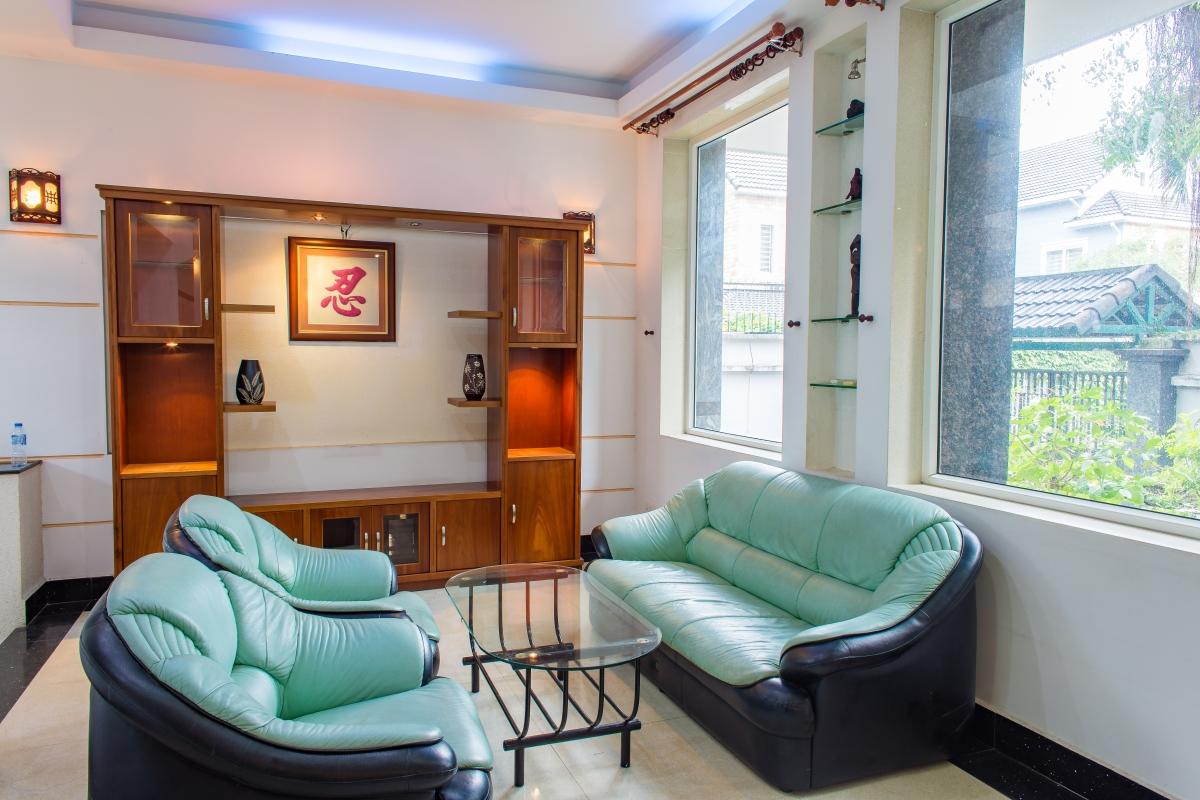 Nội thất đẳng cấp Villa đường số 14 Fideco Thảo Điền Quận 2