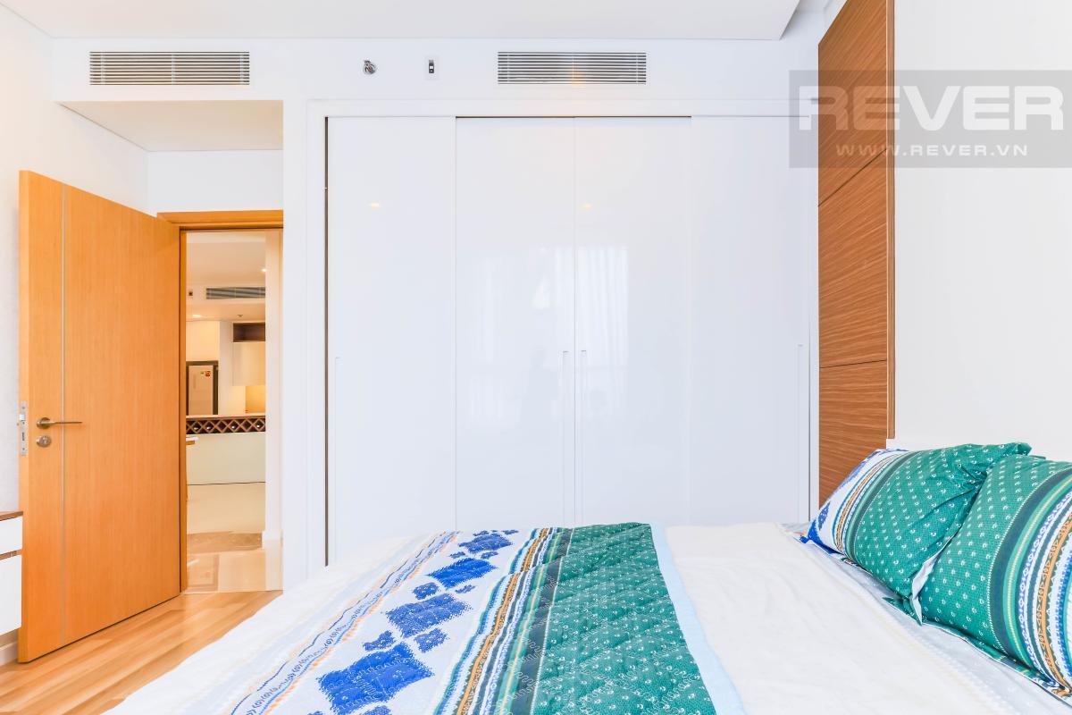 Nội thất phòng ngủ 2 Căn hộ Sarimi Sala Đại Quang Minh hướng Tây và tầng cao tháp B1