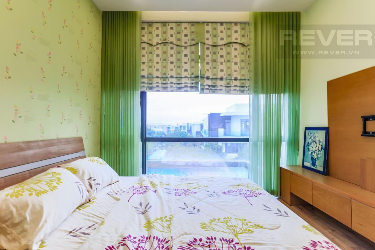 Phòng ngủ 4 Villa Lucasta song lập có sân vườn, nội thất cao cấp
