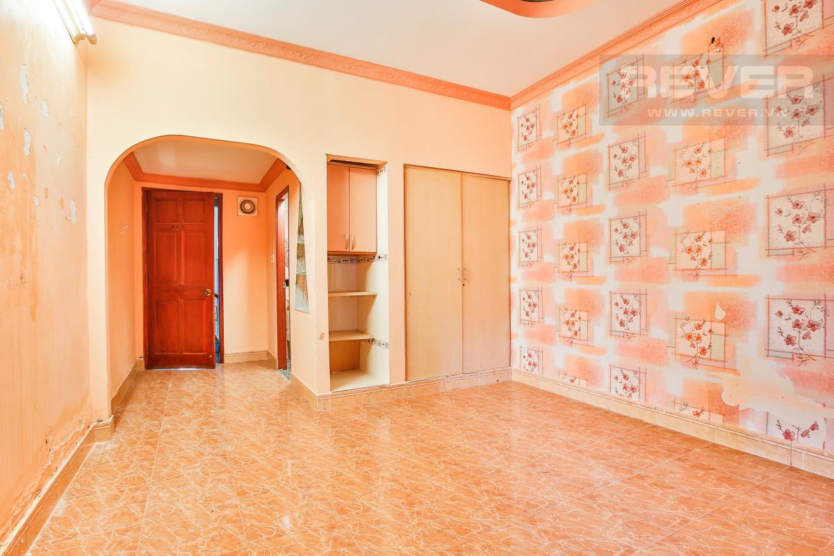 Phòng ngủ 3 Nhà 3 tầng mặt tiền Ngô Thị Thu Minh