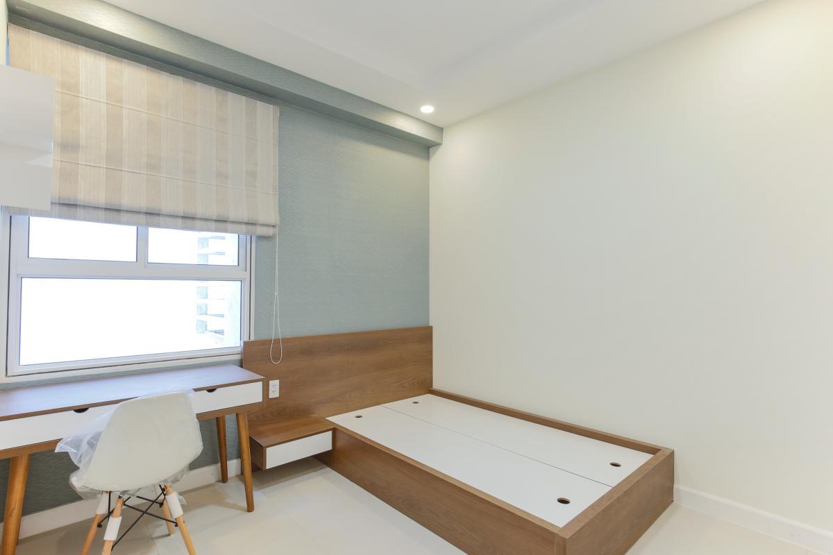 Căn hộ Lexington Residence tràn ngập sắc màu tương phản, giản dị mà độc đáo 4