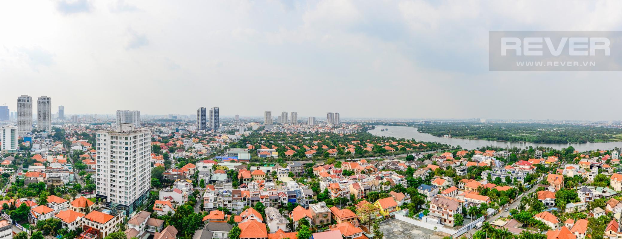 View Căn hộ tầng cao T2B Masteri Thảo Điền