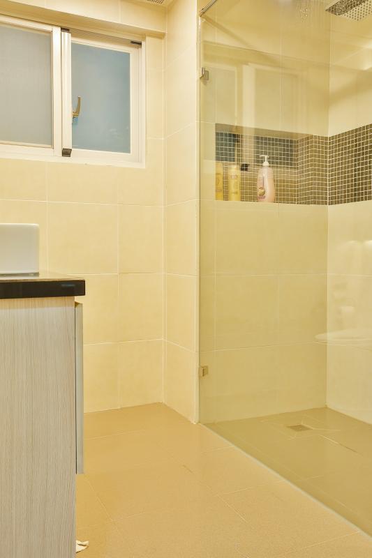 Phòng tắm Căn hộ tầng cao tháp I Happy Valley