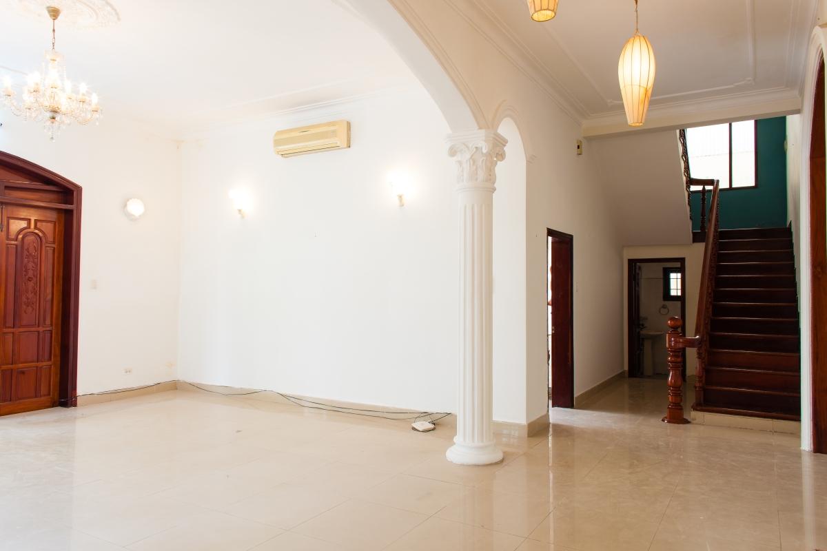 Villa Nguyễn Đăng Giai phong cách cổ điển 5