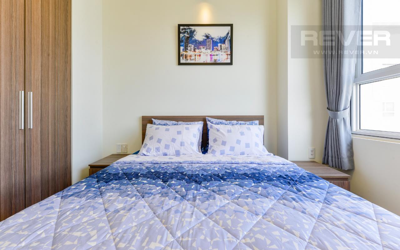 Phòng ngủ Căn hộ hướng Bắc tầng cao LA Lexington Residence