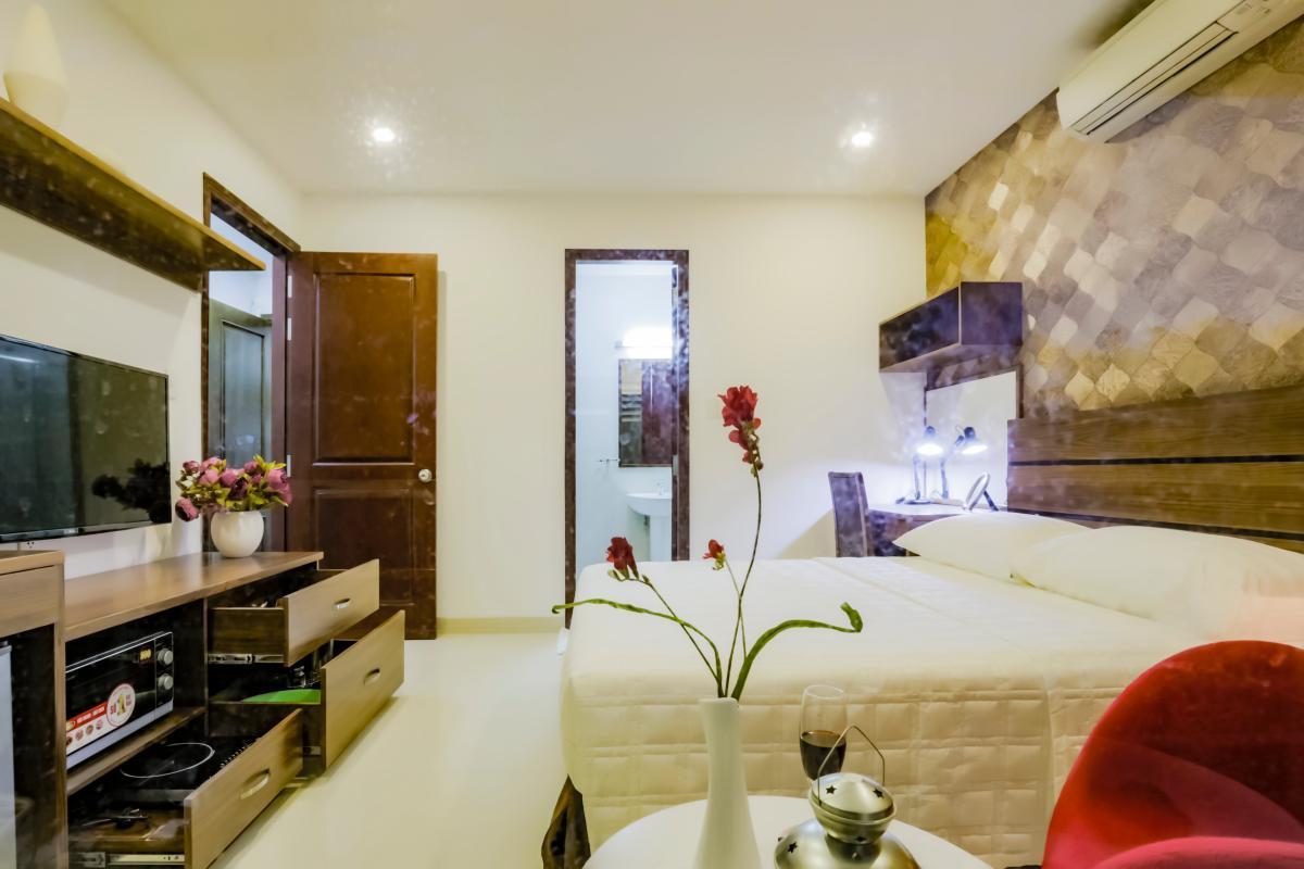 Căn hộ dịch vụ 1 phòng ngủ Võ Văn Tần