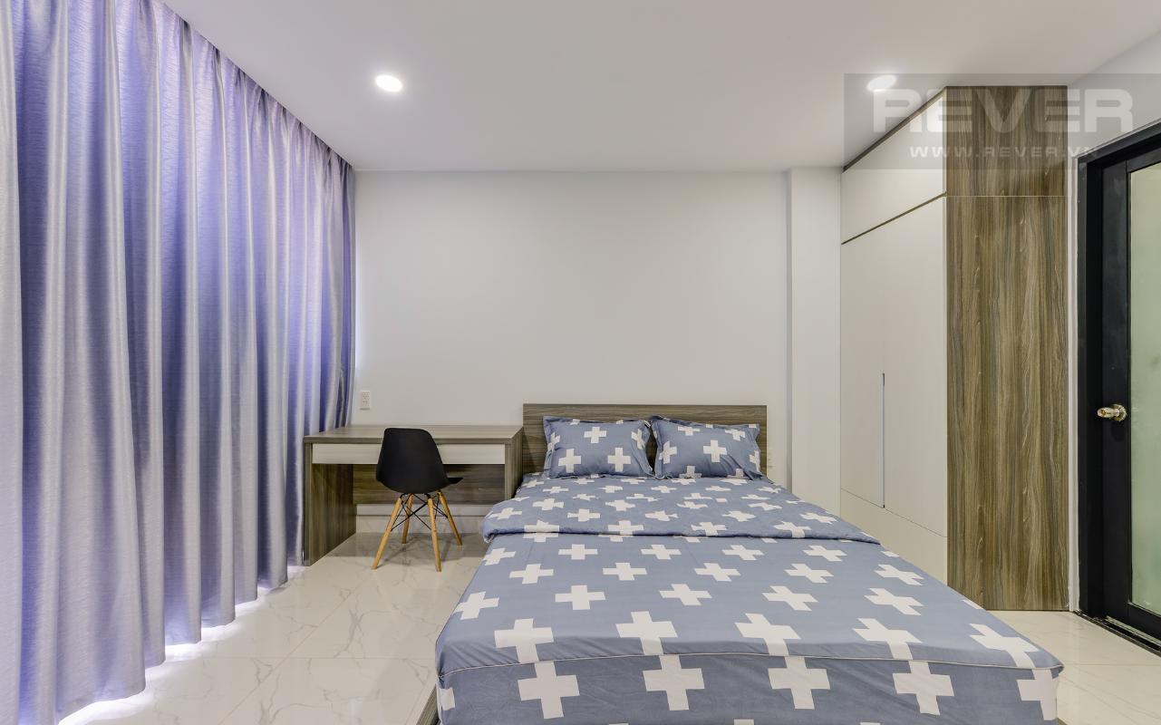 Phòng ngủ đủ tiện nghi M & T Building cho thuê phòng đủ nội thất, nhiều diện tích sử dụng