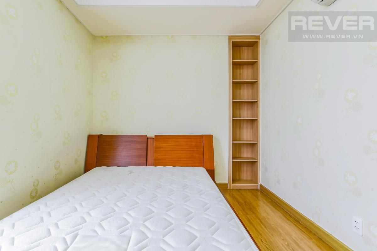Phòng ngủ 2 Căn hộ hướng Nam tầng cao D2 Cantavil An Phú