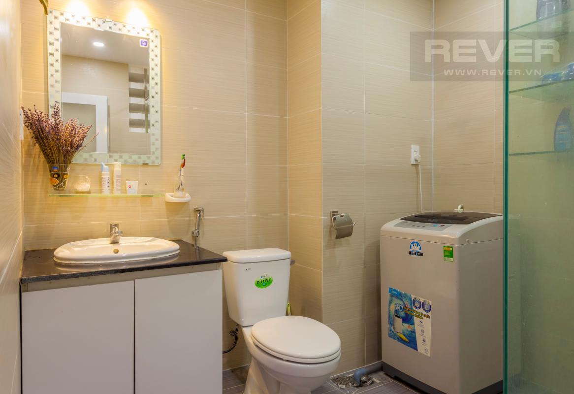 Phòng tắm Căn hộ hướng Tây Bắc tầng cao tháp A Chung cư Khang Gia