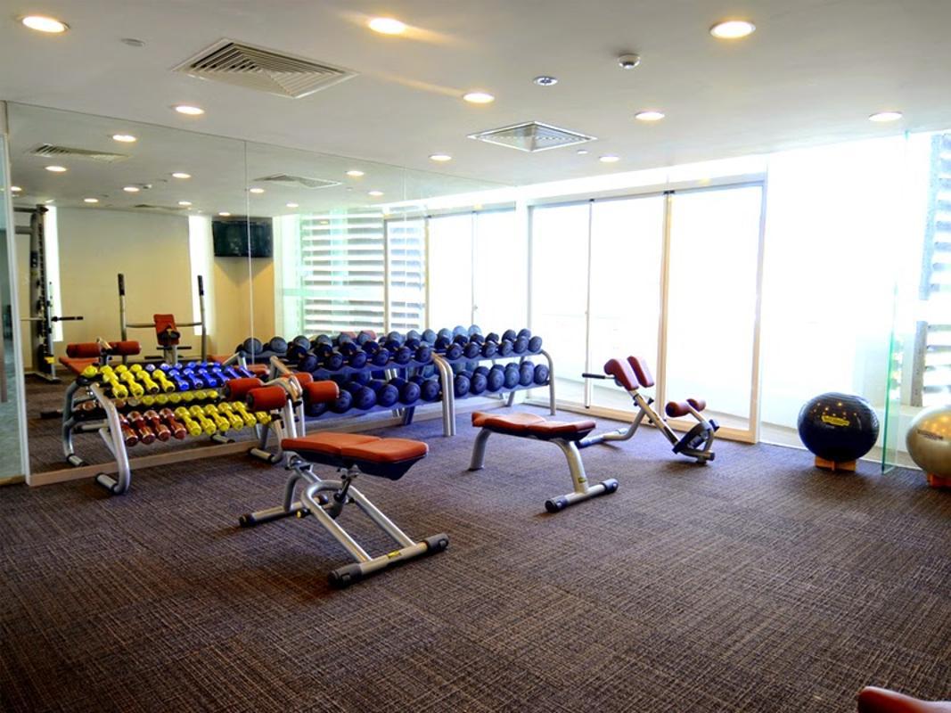 Phòng tập gym Căn hộ tầng cao 3A The Estella An Phú