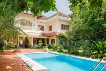 Villa sân vườn có hồ bơi Đường 57 Thảo Điền