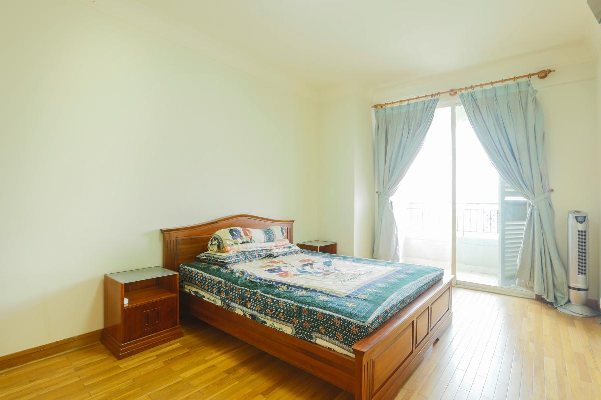 Căn hộ tầng cao The Manor 1 thiết kế nội thất tối ưu 2