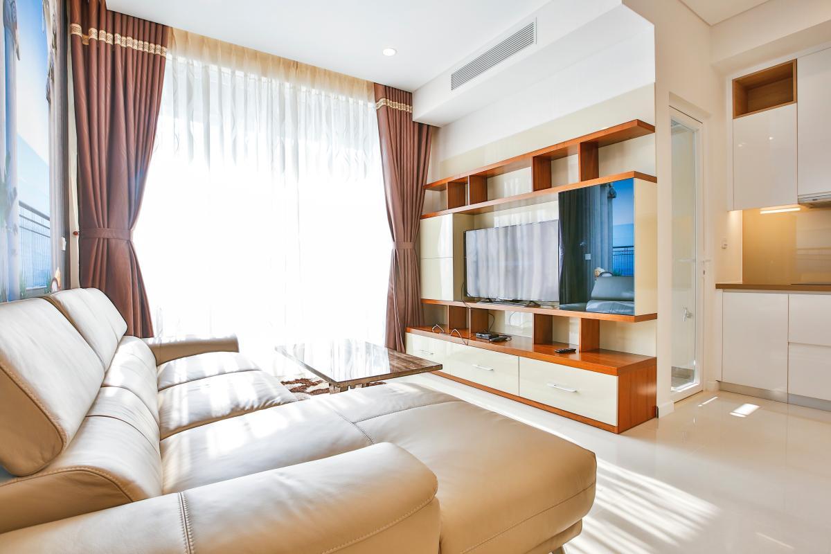 Căn hộ hướng Đông Bắc tầng cao A2 Sarimi Sala Đại Quang Minh