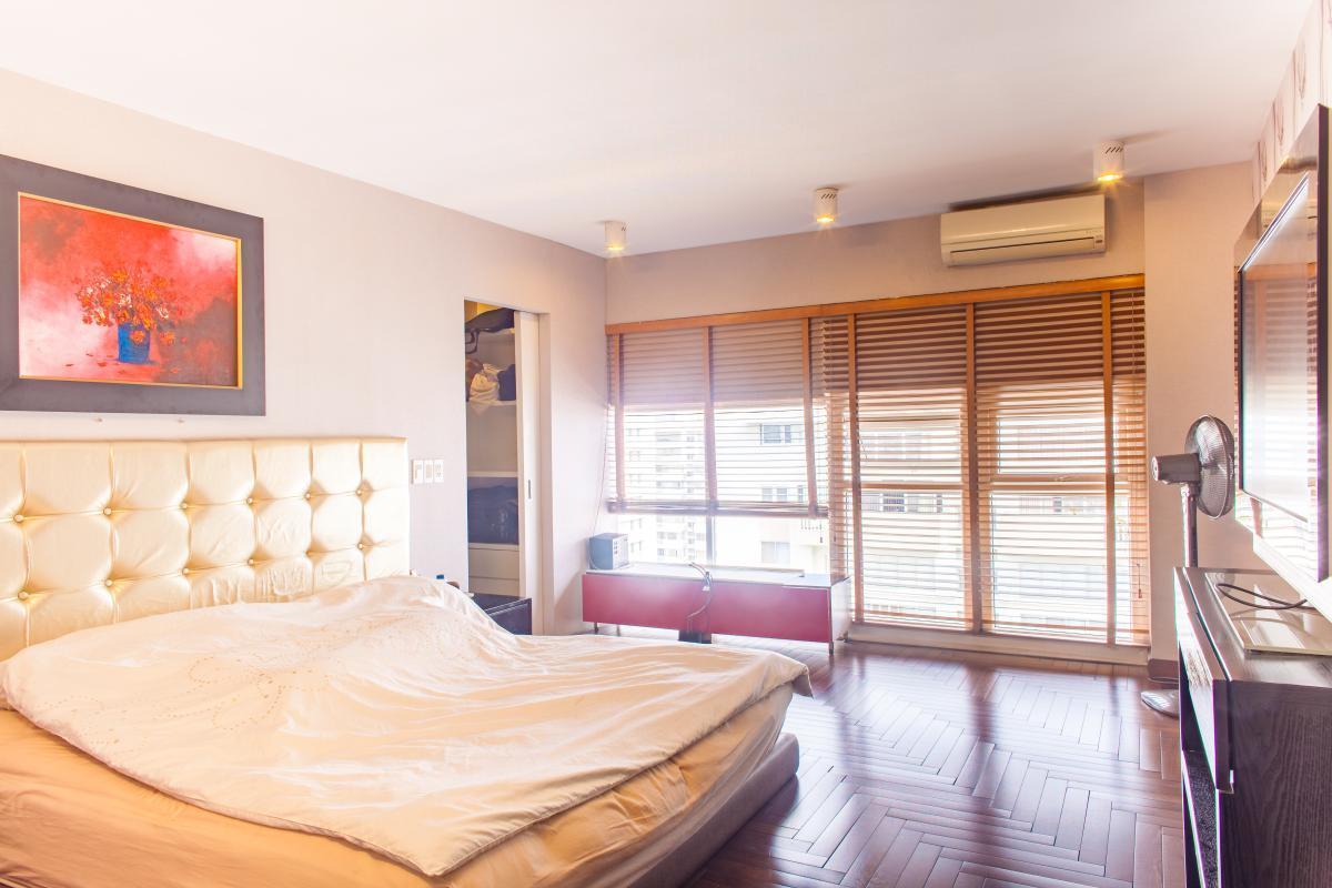 Phòng ngủ 1 Penthouse hướng Bắc AE Mỹ Khánh 2