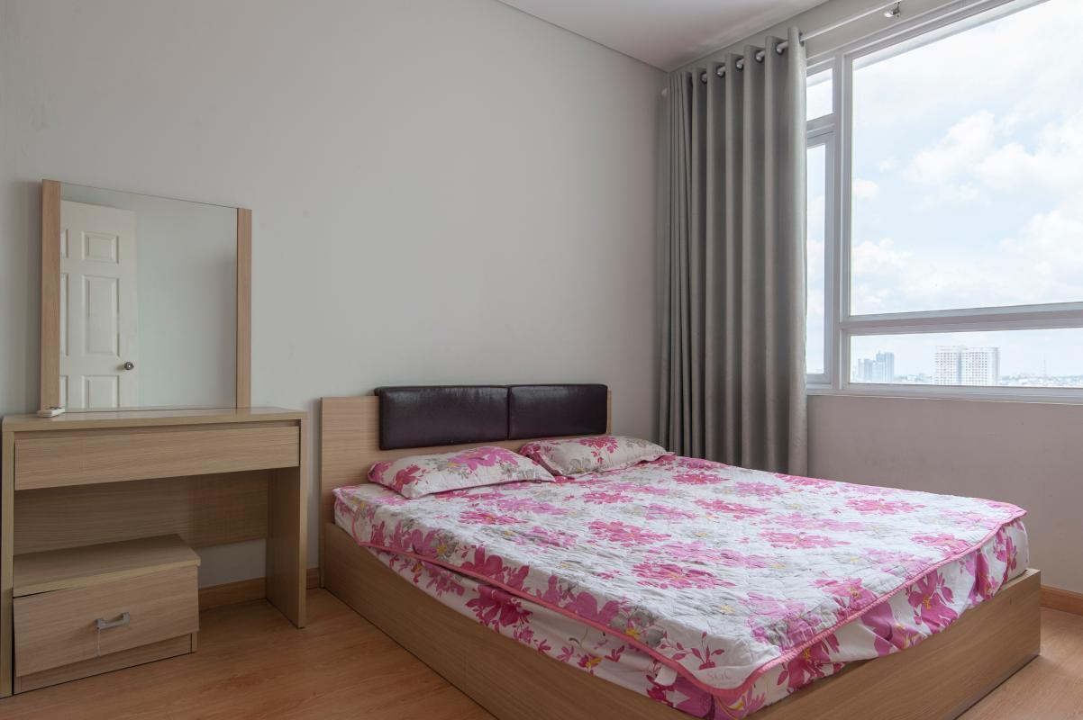 Phòng ngủ 3 Căn góc tầng cao B Satra Eximland