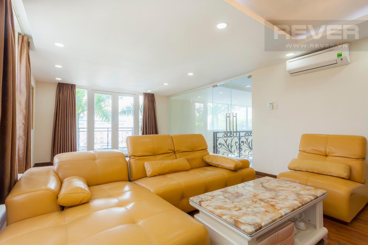 Nội thất cao cấp Villa 3 tầng Đường Số 14 Hoàng Quốc Việt