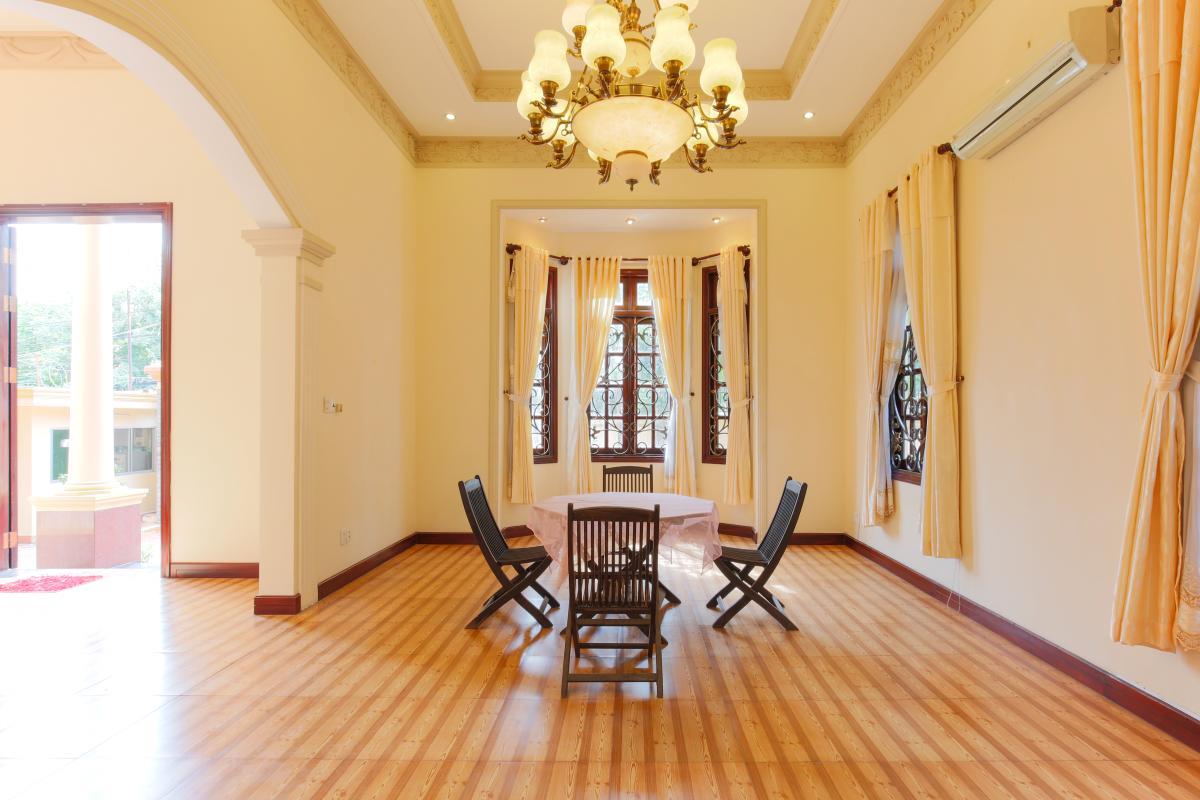 Phòng đa năng Villa 2 tầng Trần Ngọc Diện Thảo Điền