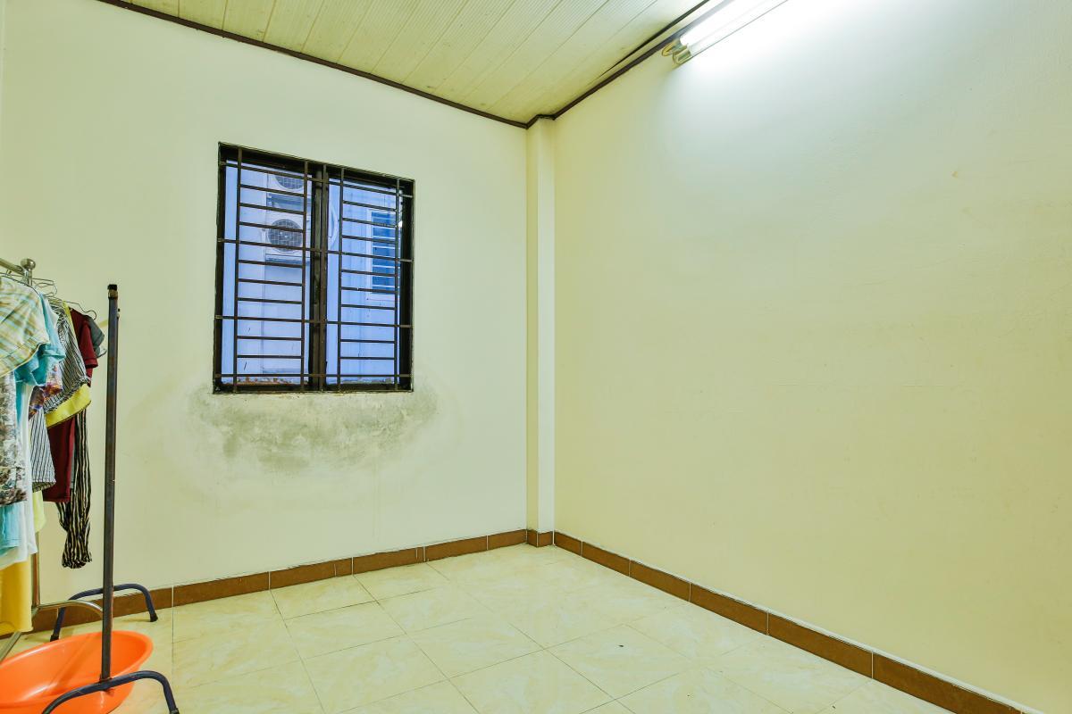 Phòng ngủ 1 Nhà 3,5 tầng hẻm Trần Văn Kỷ Bình Thạnh