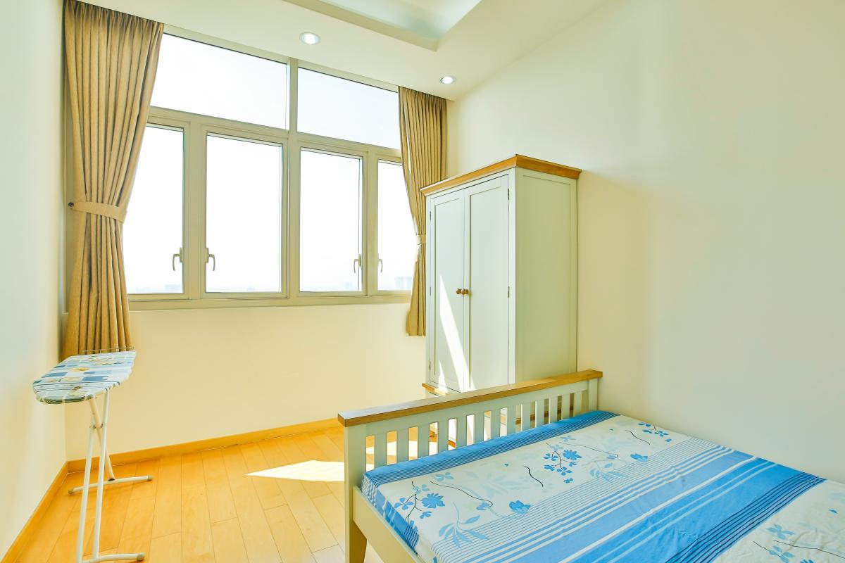 Nội thất phòng ngủ 2 Căn hộ 2 phòng ngủ tầng cao T2 The Vista An Phú