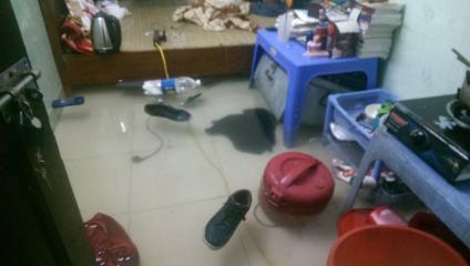 Cách ứng phó khi nhà bị ngập nước do mưa lớn