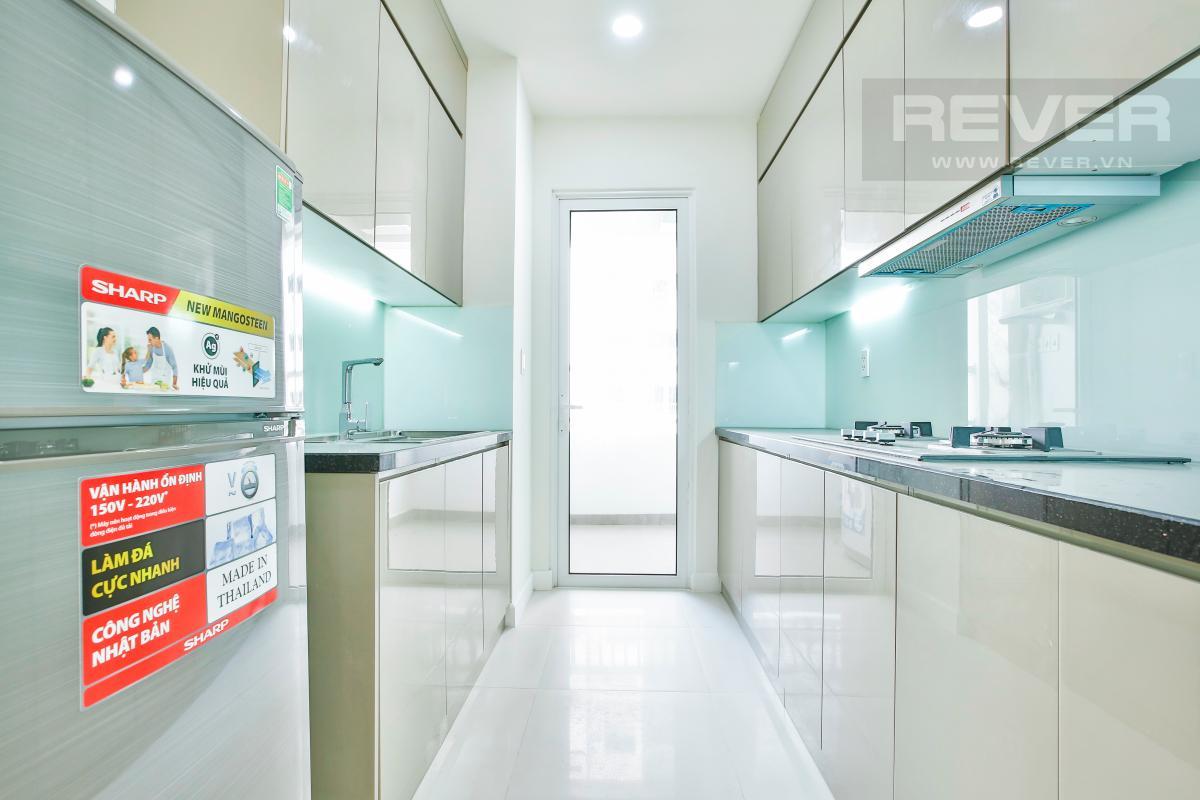 Phòng bếp sạch sẽ và thoáng mát Căn hộ hướng Bắc tầng cao LB Lexington Residence