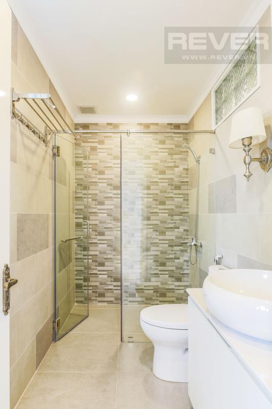 Phòng tắm 2 Villa sân vườn hướng Tây Bắc Thủ Đức Garden Homes