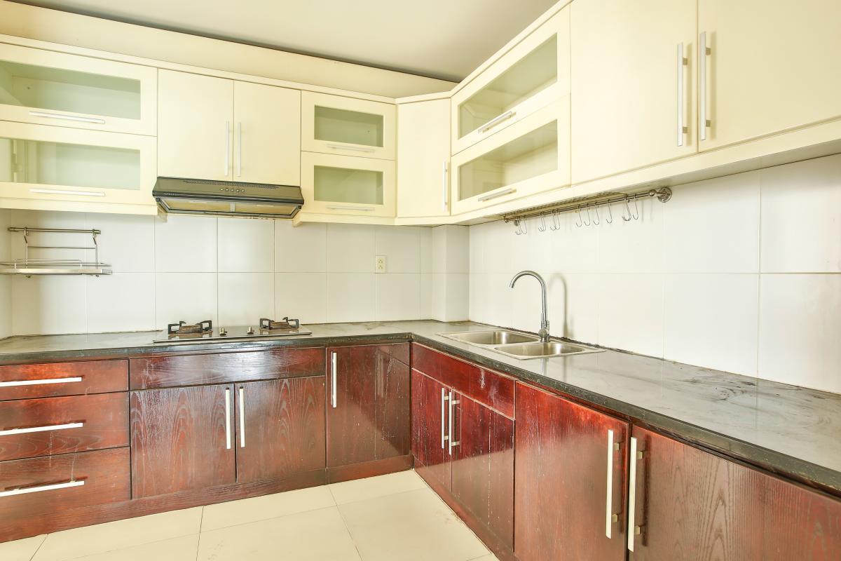 Phòng bếp Căn hộ 3 phòng ngủ tháp AB Mỹ Đức