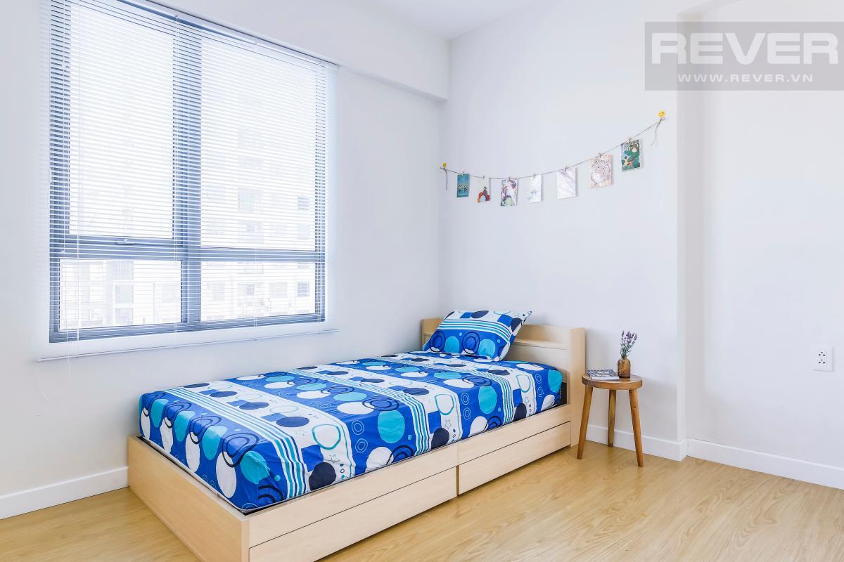 Nội thất phòng ngủ 2 Căn góc trung tầng T4B Masteri Thảo Điền