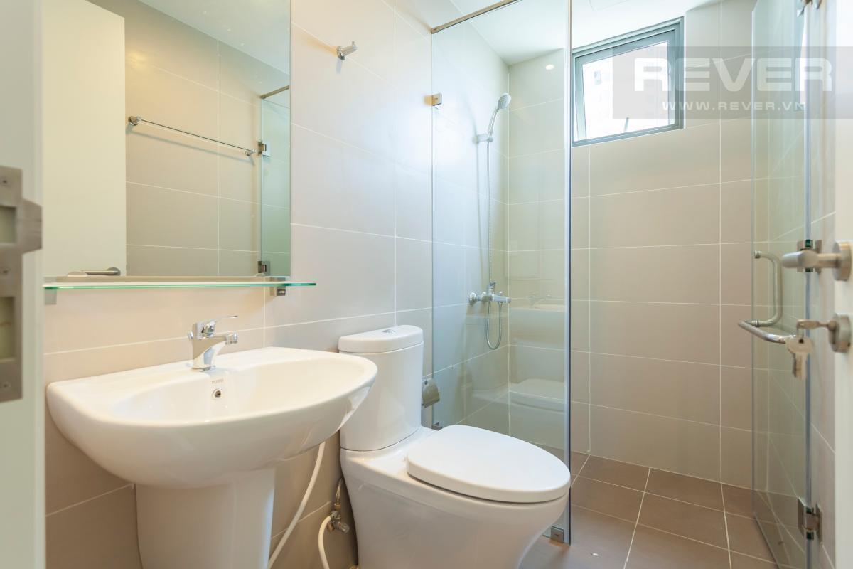 Phòng tắm 1 Căn góc hướng Đông Nam tầng cao T3B Masteri Thảo Điền