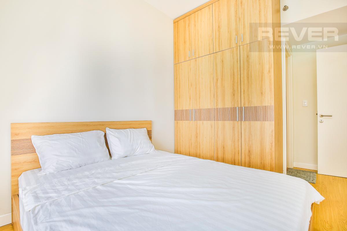 Không gian phòng ngủ chính Căn hộ hướng Đông Bắc trung tầng T1A Masteri Thảo Điền