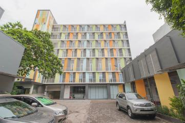 Văn phòng cho thuê Sohobiz tầng 3 tòa nhà 6 tầng