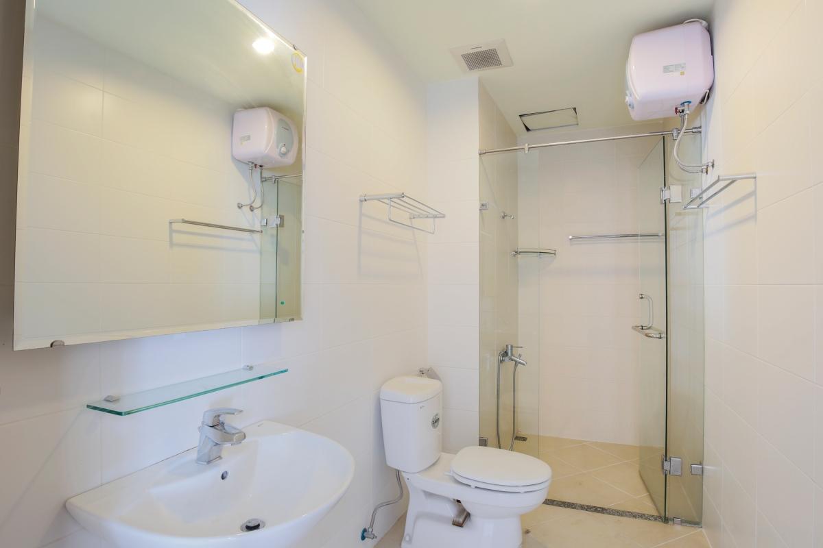 Phòng tắm Căn hộ tầng cao AL Riverside Residence