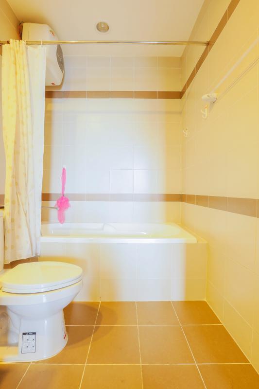 Phòng tắm Căn góc tầng cao Horizon Trần Quang Khải