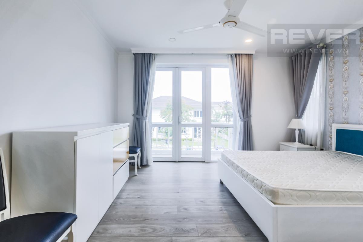 Phòng ngủ 2 Villa sân vườn hướng Tây Bắc Thủ Đức Garden Homes