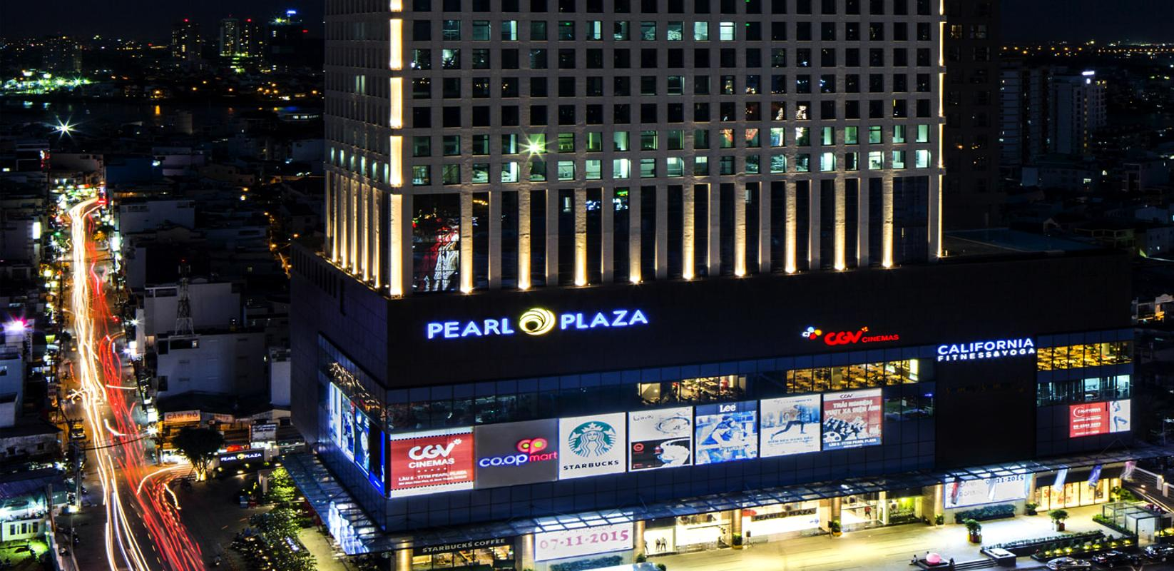 Căn hộ tầng cao Pearl Plaza