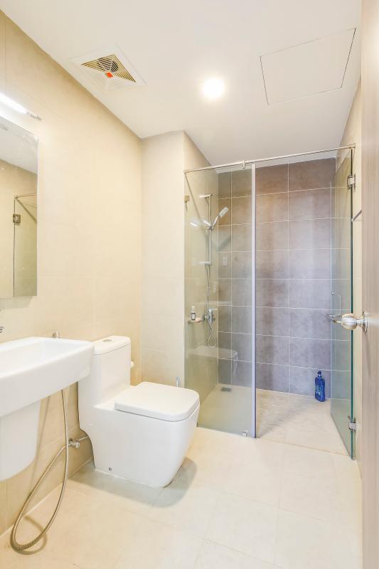 Phòng tắm có thiết kế hiện đại Căn hộ tầng cao LB Lexington Residence