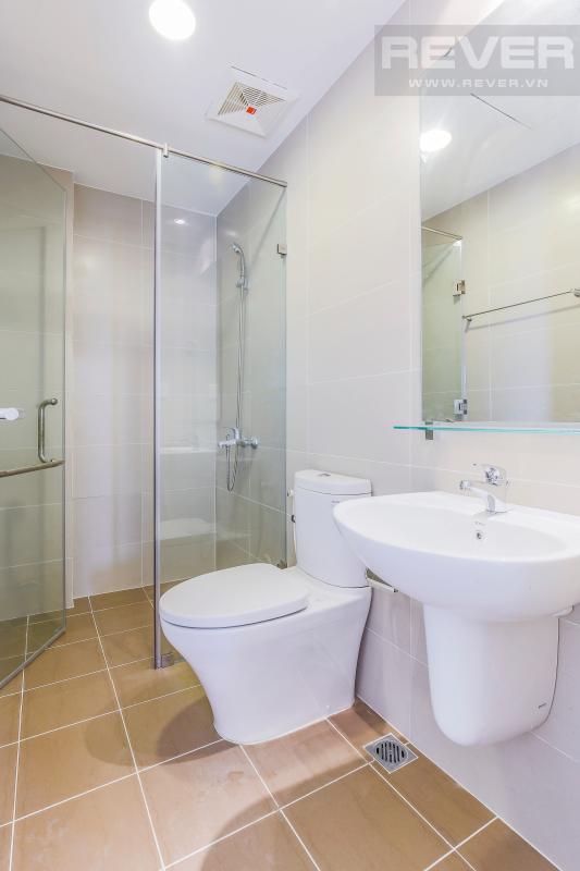Phòng tắm 2 Căn góc hướng Đông Nam tầng cao T1A Masteri Thảo Điền