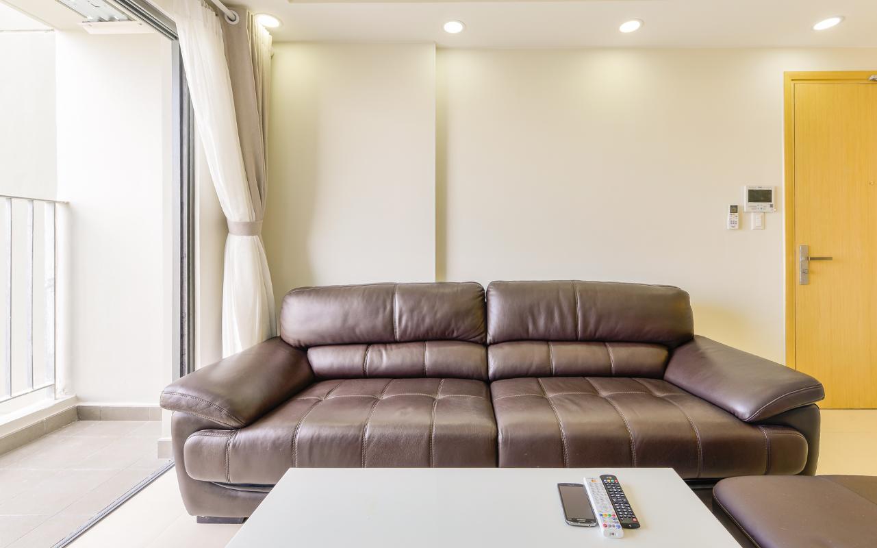 Căn hộ Masteri Thảo Điền tầng cao T5B hướng Tây Nam, 2 phòng ngủ