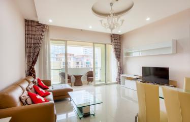 Cho thuê căn hộ tầng cao 3A The Estella An Phú