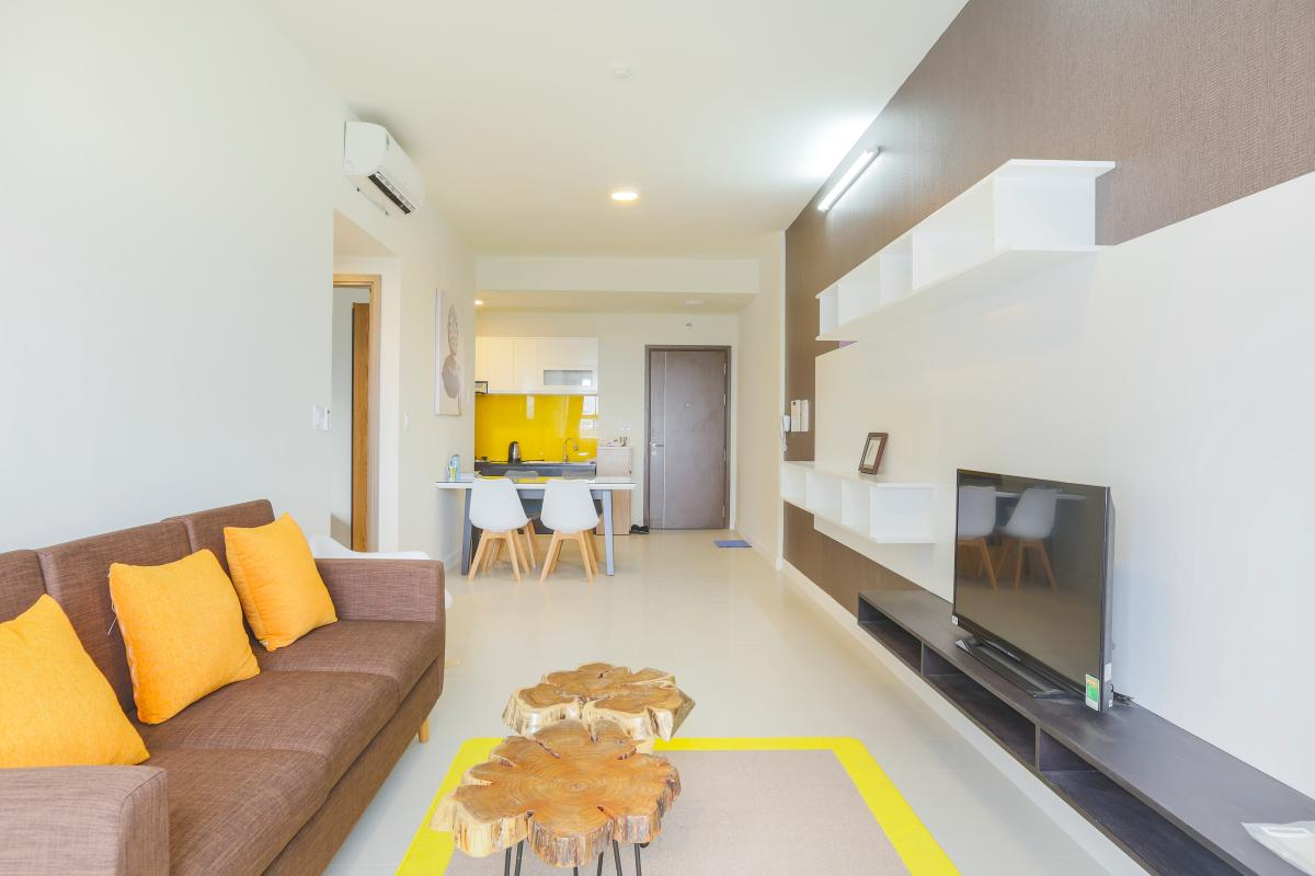 Căn hộ Lexington Residence hiện đại với nội thất độc đáo