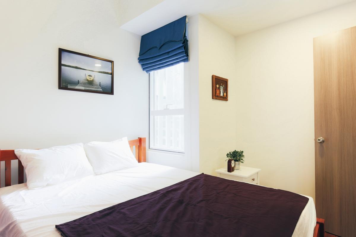 Phòng ngủ 2 Căn hộ tầng cao tháp LA Lexington An Phú
