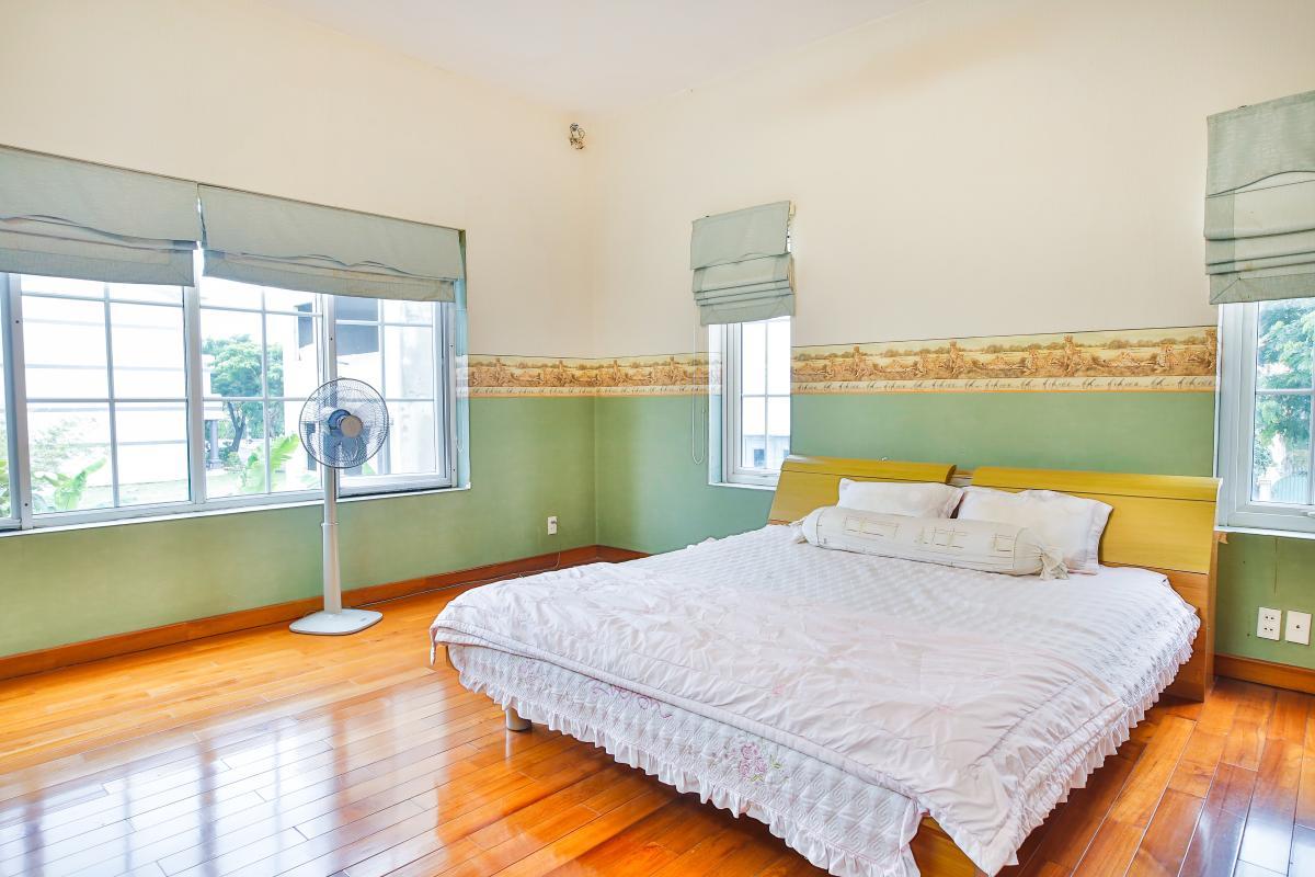 Phòng ngủ 3 Villa sân vườn Nam Thông 3