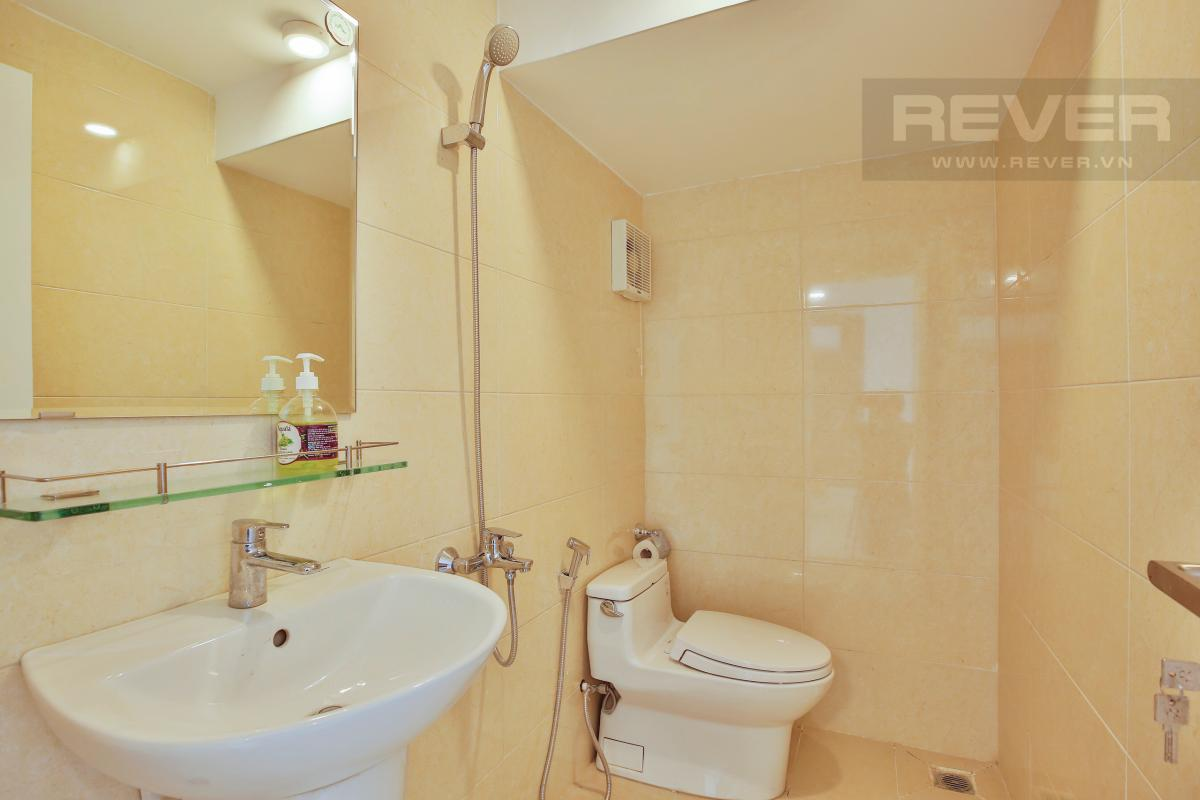 Phòng tắm Nhà phố 3 tầng Phạm Thái Bường Quận 7