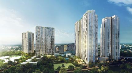 Thị trường căn hộ bình dân TP HCM tăng nhiệt