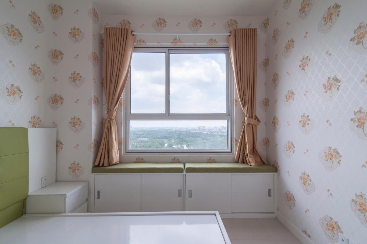 Phòng ngủ Căn hộ tầng cao tháp LD Lexington Residence