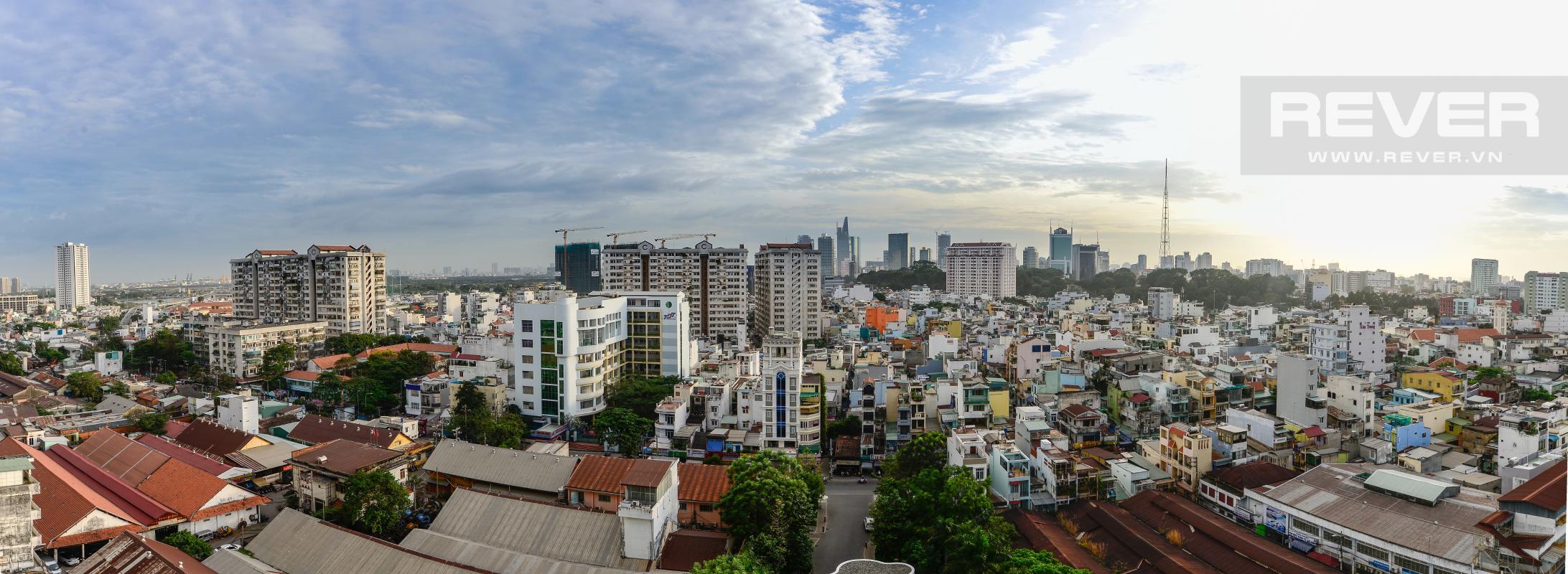 View ngoại cảnh Căn hộ tầng cao tháp A City Garden