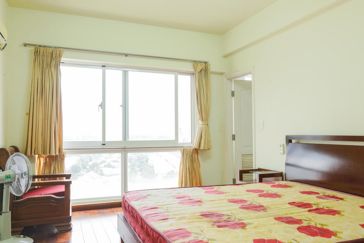 Phòng ngủ 1 Căn góc Mỹ Phát tầng cao hướng Tây Nam
