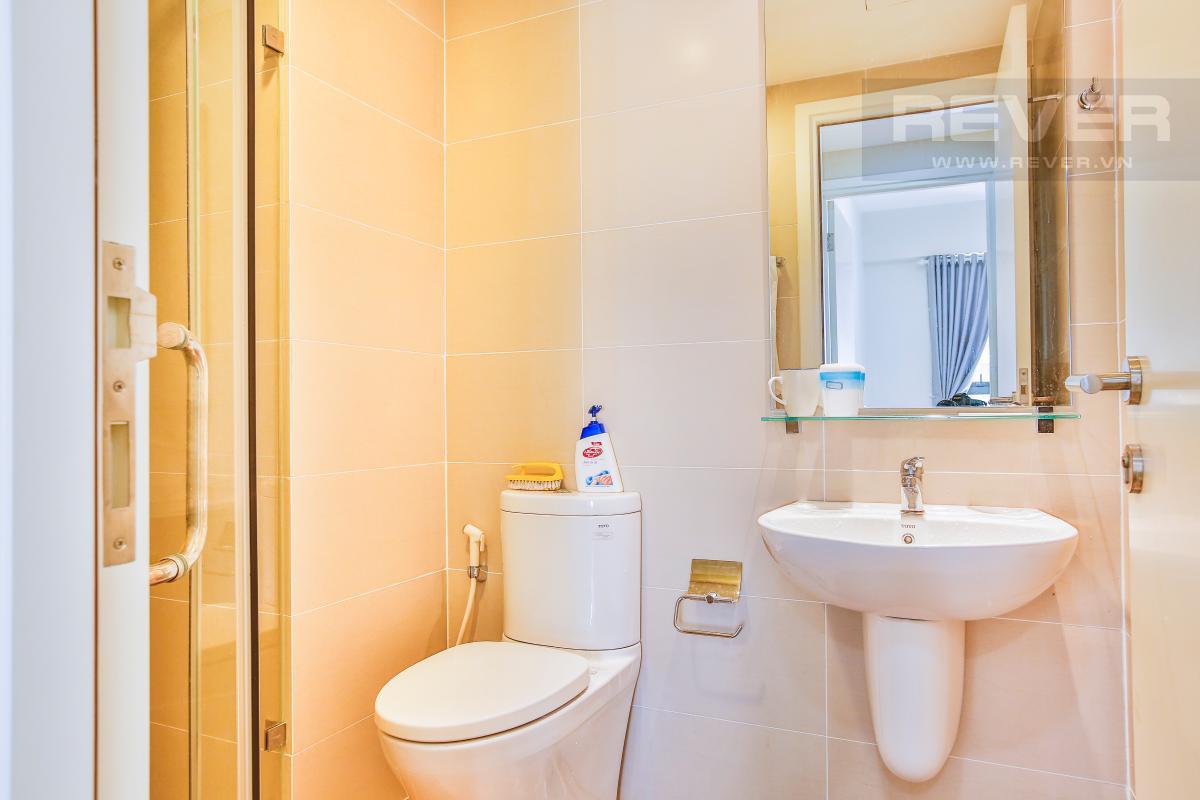 Phòng tắm 2 Căn hộ hướng Đông Bắc trung tầng T1A Masteri Thảo Điền